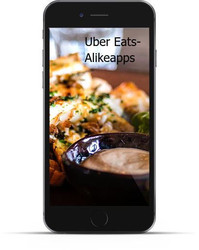 food oredering app-alikeapps